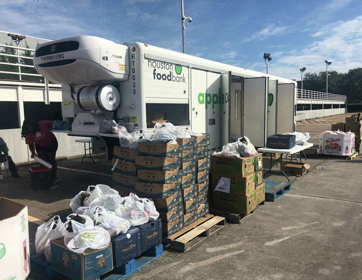 Lone Star College-Houston North will be conducting a series of food drives this spring to help families struggling with the pandemic. LSC-Houston North assisted more than 500 families at a similar event earlier this month.
