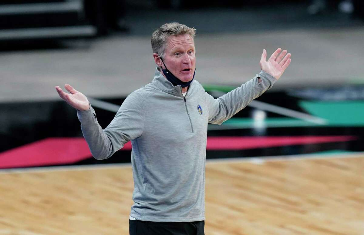 Steve Kerr and the Warriors visit Indiana at 4:30 p.m. Wednesday (NBCSBA, ESPN/95.7).