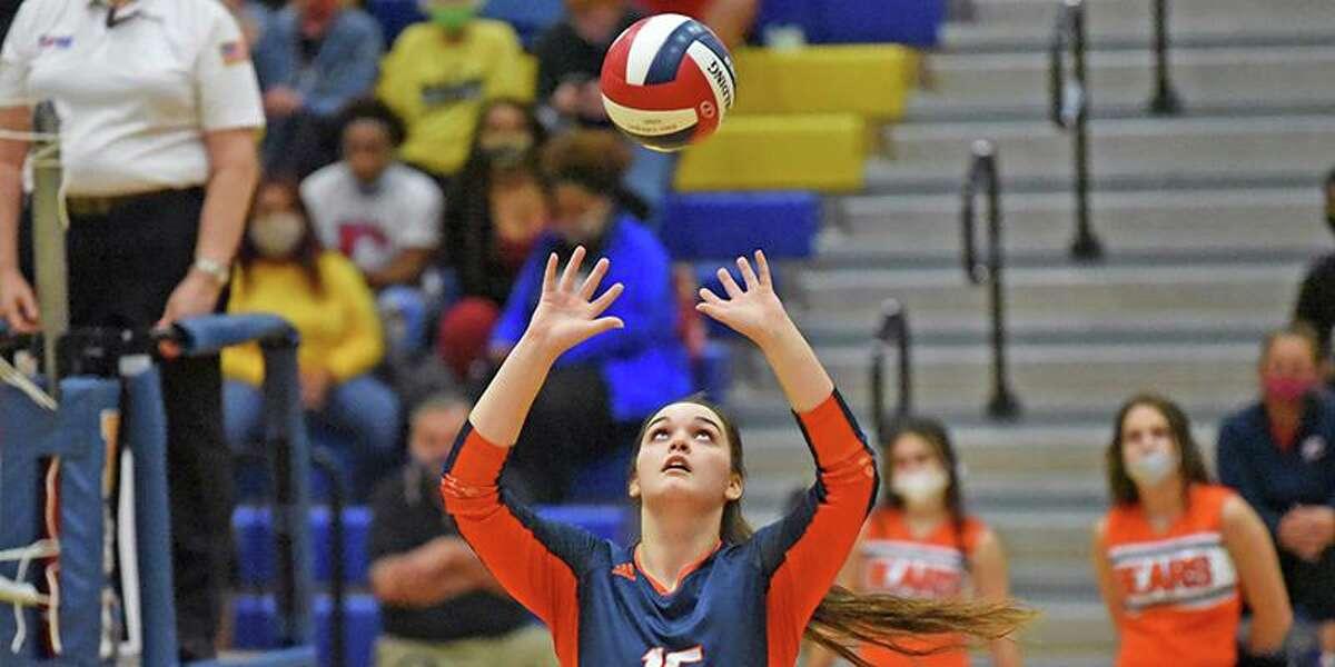 Bridgeland High School senior Jessica Frannea was named District 16-6A Most Valuable Setter.
