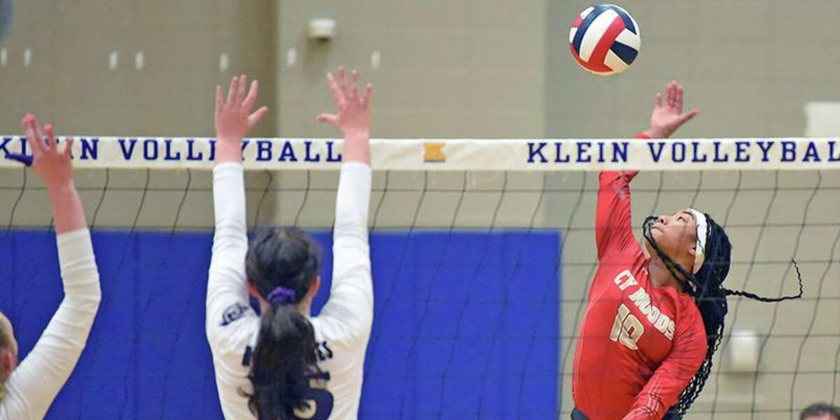 Cypress Woods High School junior D'Nari Mills was named District 16-6A Most Valuable Hitter.