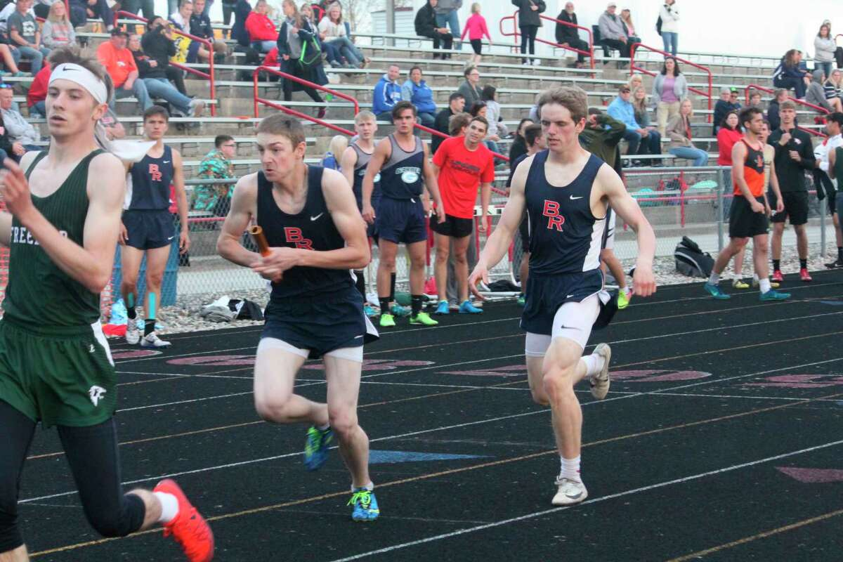 Track and other spring sports will open on March 22, rather than March 15, the MHSAA has announced. (Pioneer file photo)