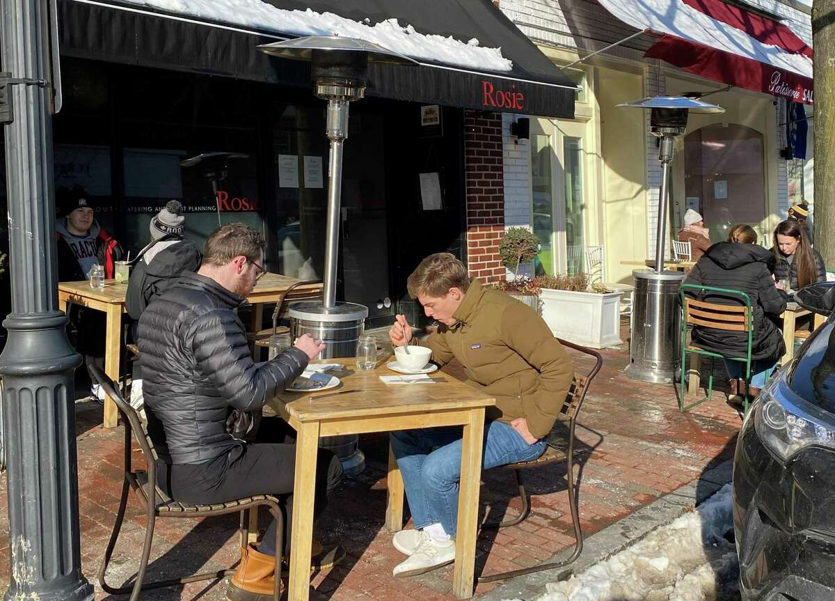 The Police Commission extended outdoor dining and roadway modifications for Elm Street on Feb. 17.
