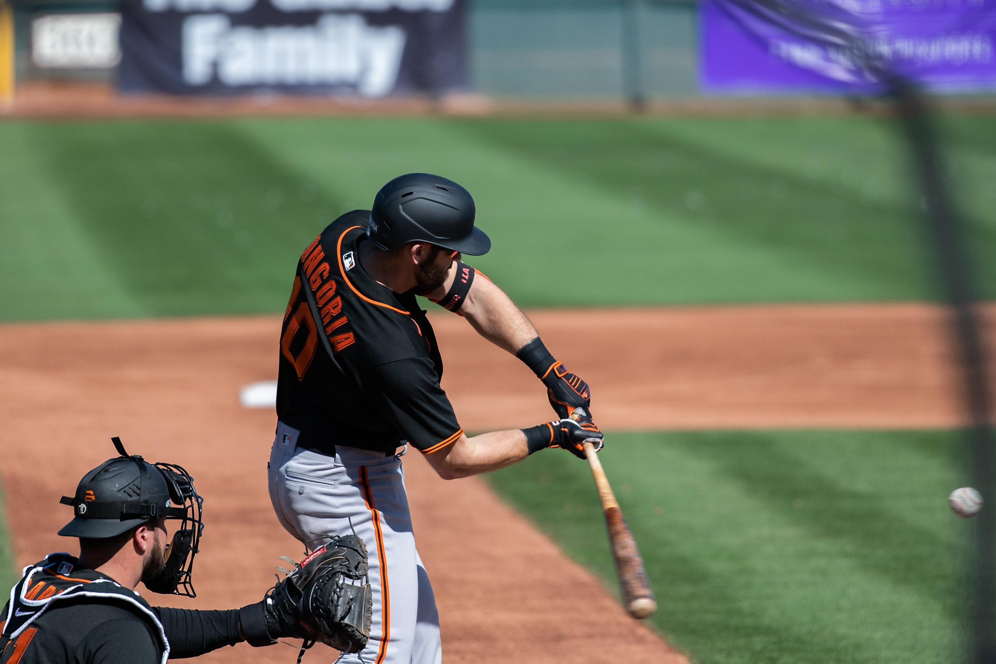 Even at this stage of his career, Giants' Evan Longoria could provide a needed boost