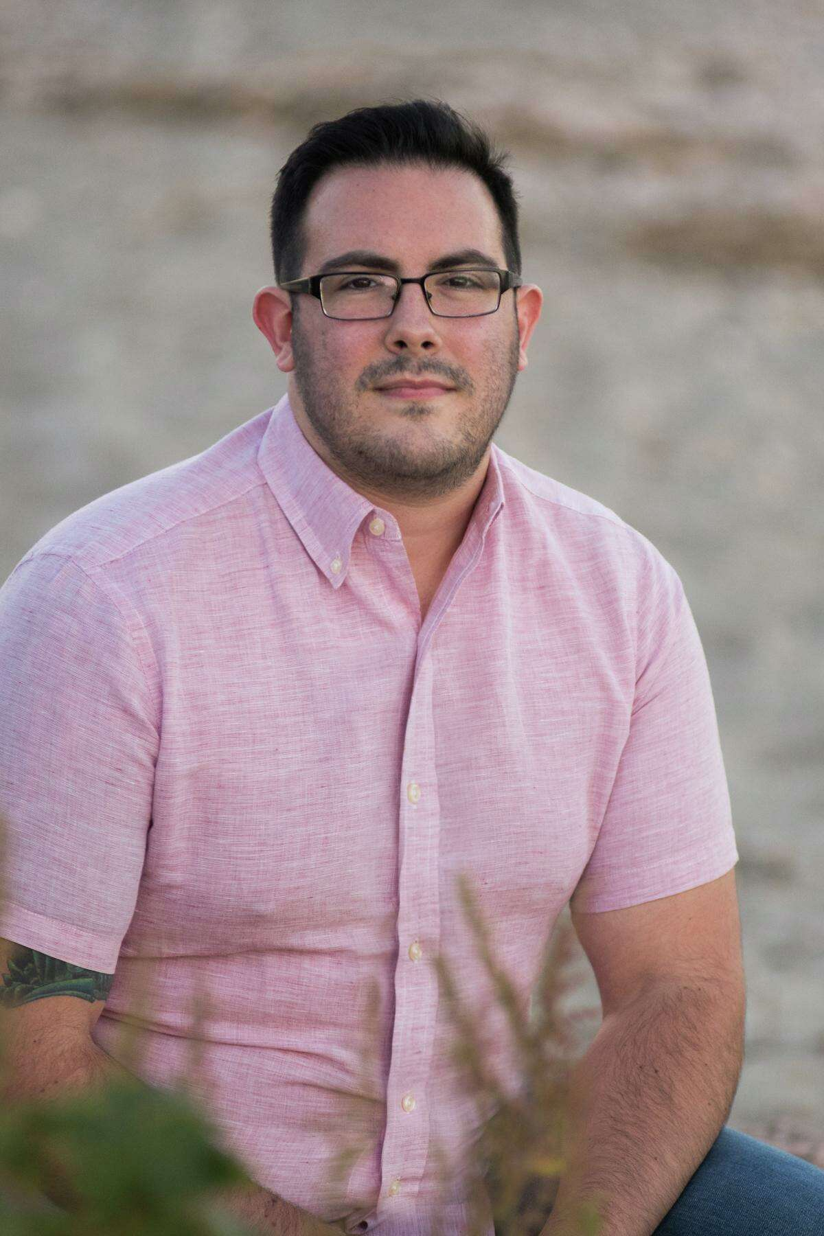 Shelton poet Ryan Meyer writes about the moments that shaped him in his new poetry collection