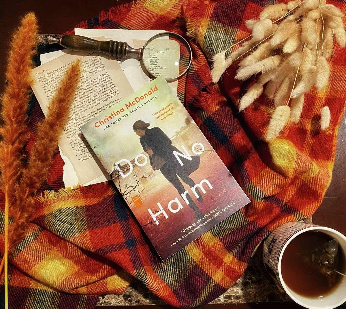 """Do No Harm"" is Christina McDonald's new thriller."