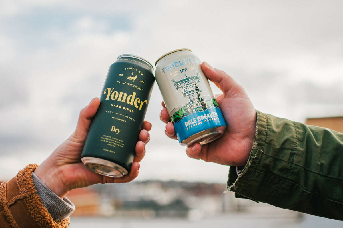 Yonder Cider and Bale Breaker are teaming up for a taproom.