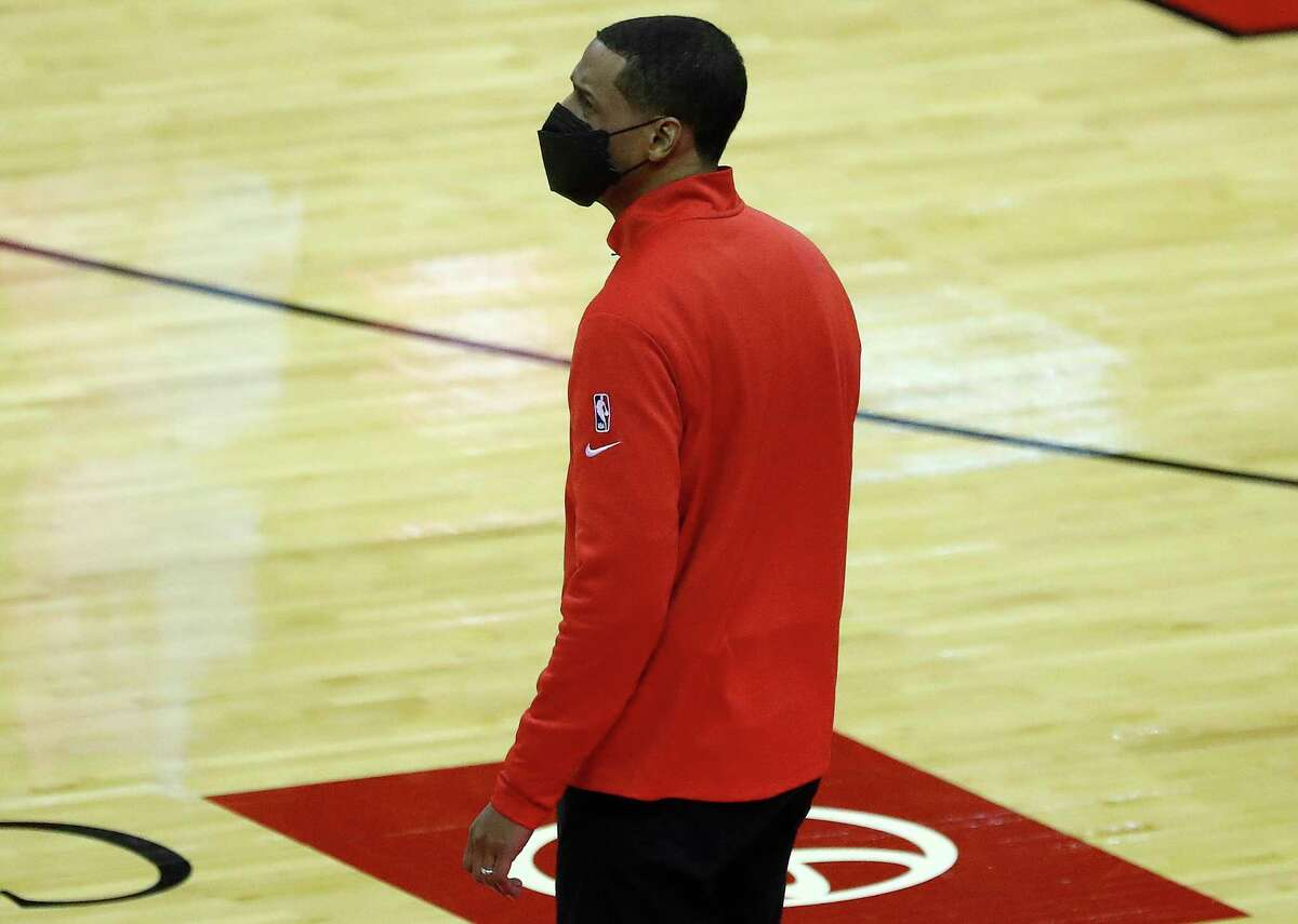 Because of injuries, trades and other issues, first-year Rockets coach Stephen Silas has been forced to use 17 different starting lineups in the season's first 29 games.
