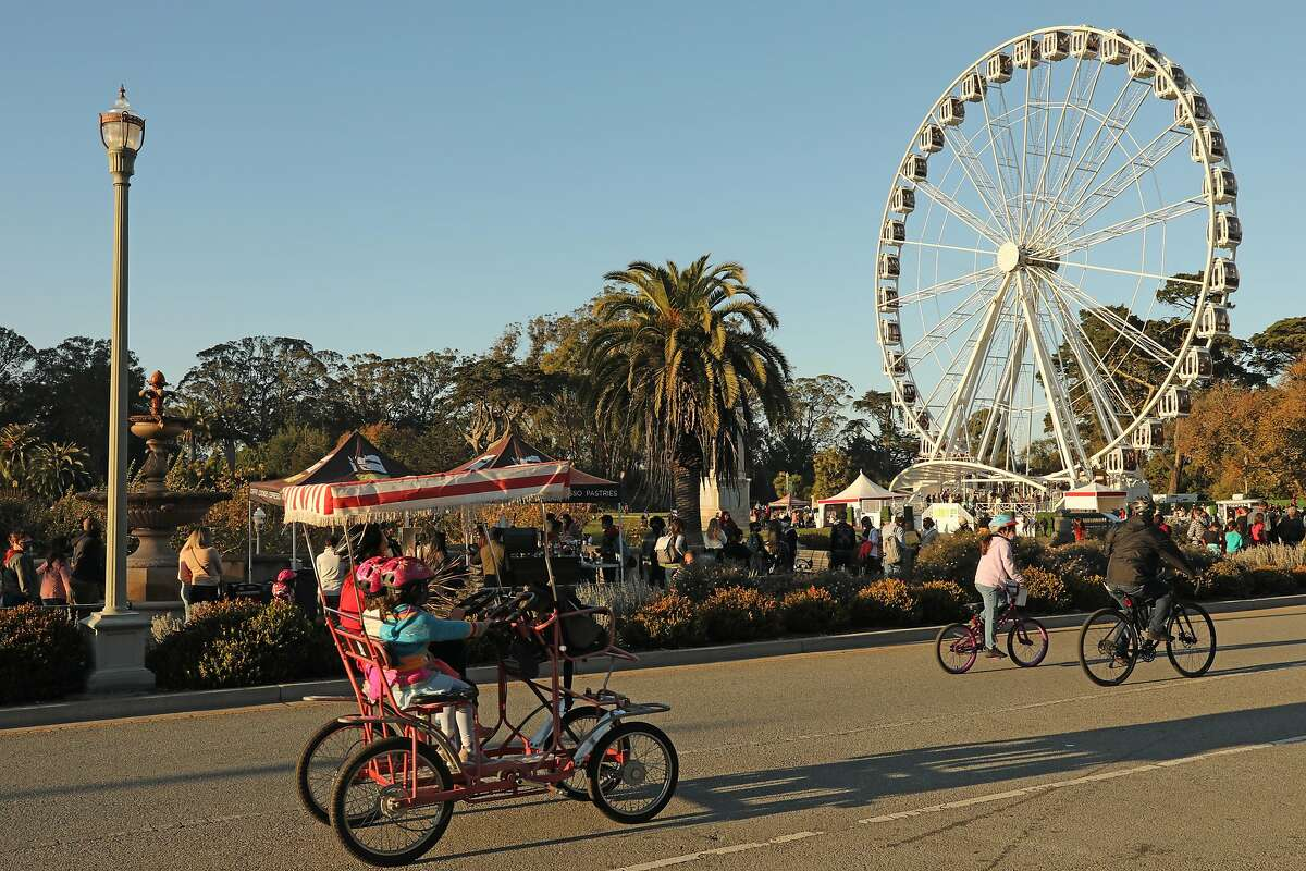 Supervisors Connie Chan and Aaron Peskin say they want to dig deeper into the nonprofit San Francisco Parks Alliance, which would handle operating profits under a contract awarded to the Ferris wheel operator, in light of the city's public corruption investigation.