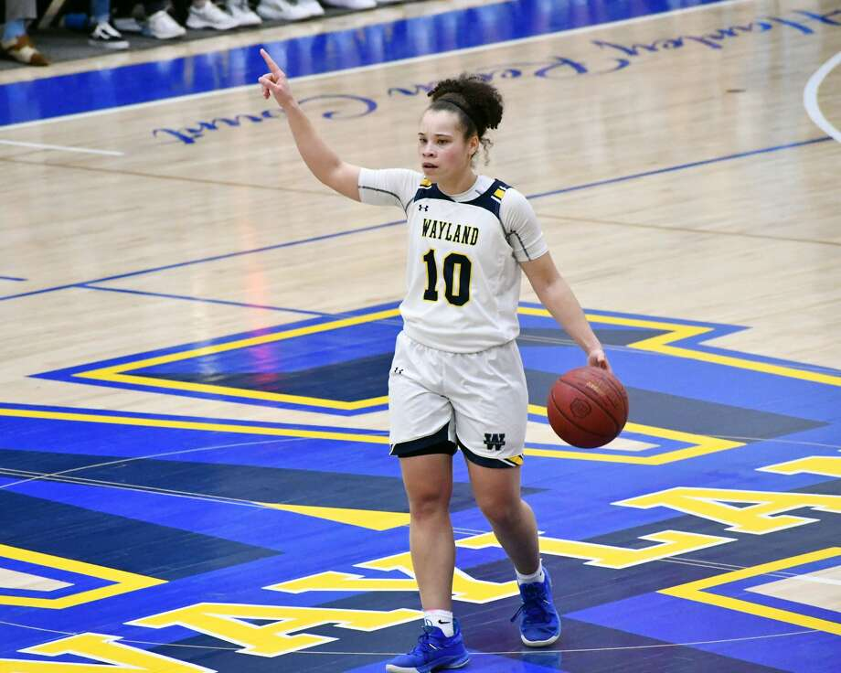 Top-seeded Wayland Baptist rolled past OPSU 99-62 on Tuesday in the Hutcherson Center in the first round of the Sooner Athletic Conference tournament. Photo: Nathan Giese/Planview Herald