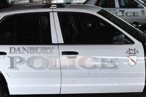 Danbury police cruiser file photo.