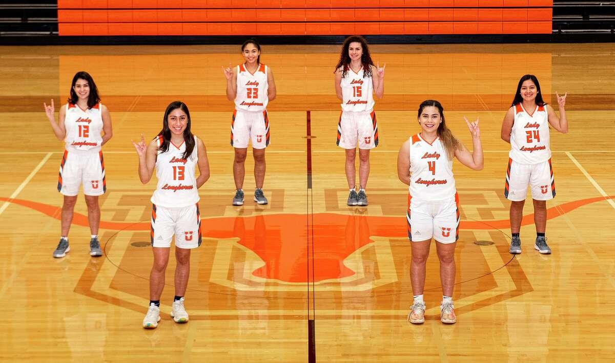 Seniors Kaitlyn Martinez, Elisa Peralta, Julie De La Cruz, Bella Lopez, Evelyn Quiroz and Klarissa Segovia lead United into the third round as the Lady Longhorns face San Antonio Brennan on Wednesday.