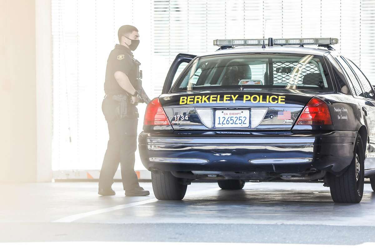 Under new policy, Berkeley police officers will no longer stop motorists for low-level offenses, like driving with expired tags.
