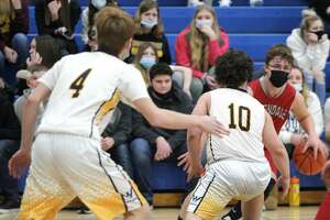 The North Huron boys basketball team remained unbeaten on the season after earninga 48-25 win over visiting Owendale-Gagetown on Tuesday night.