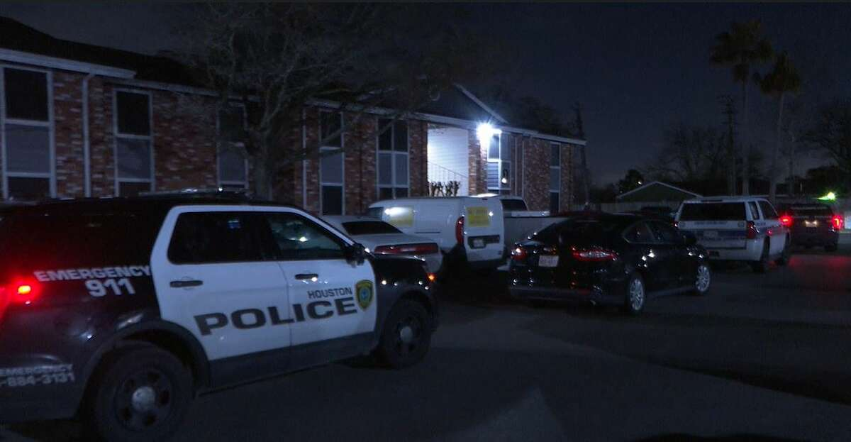 HPD investigating a fatal stabbing early Wednesday at an apartment complex in southeast Houston.