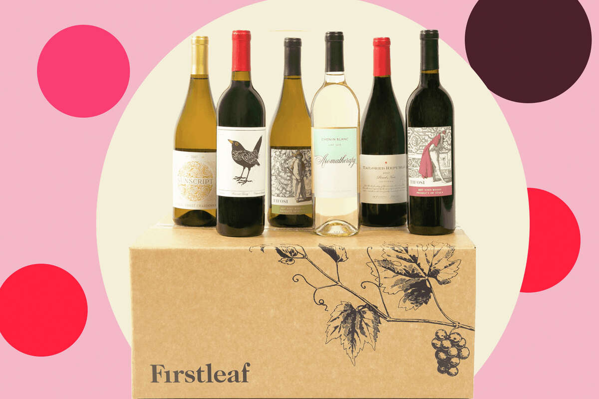 Firstleaf wine club - try your first box for $39.95