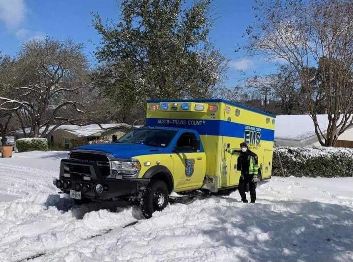 Selena Xie, medic and president of the Austin EMS Association, shared a heartbreaking testimony that gave details of what it was like to work during the Texas snowstorm