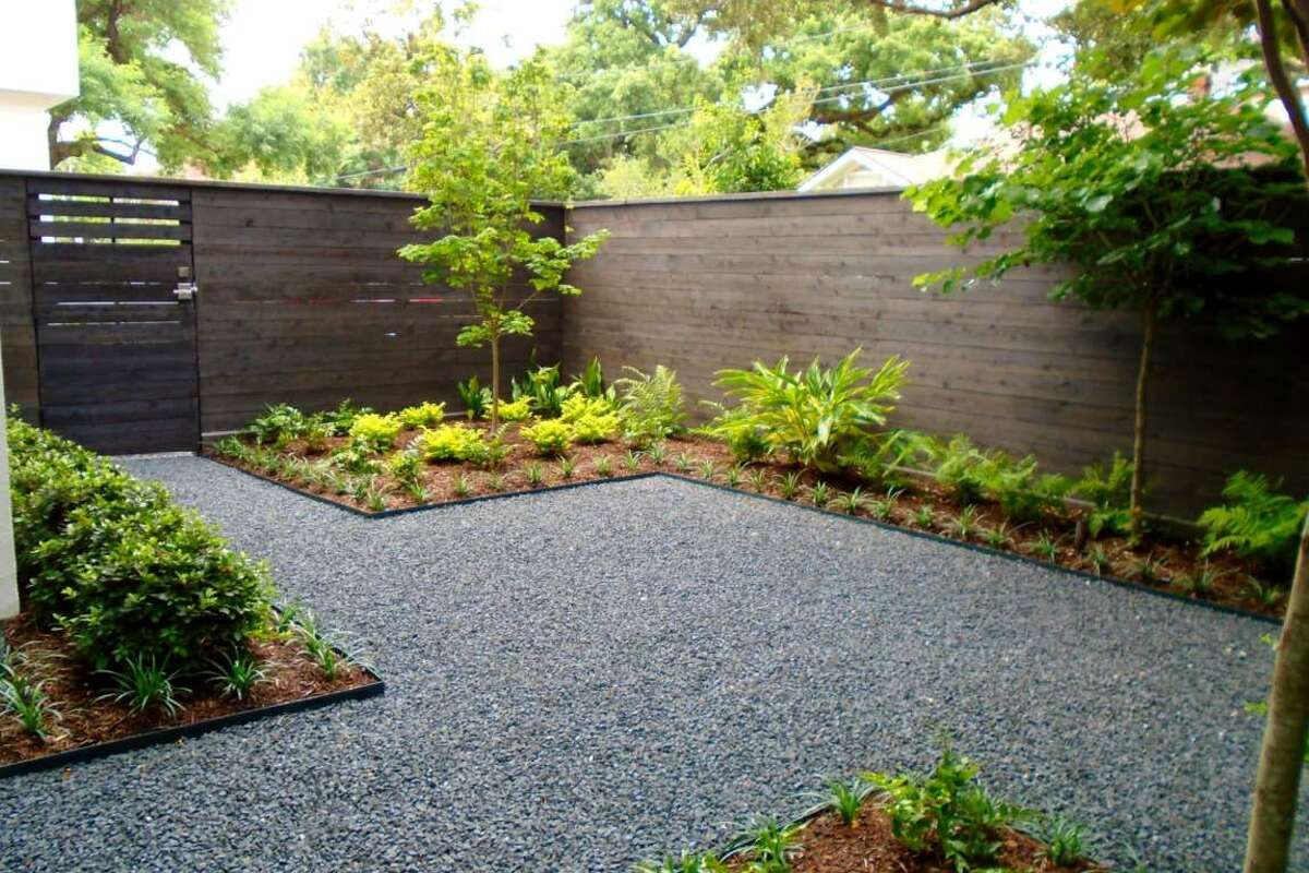 Hardscaping offers low-maintenance patio
