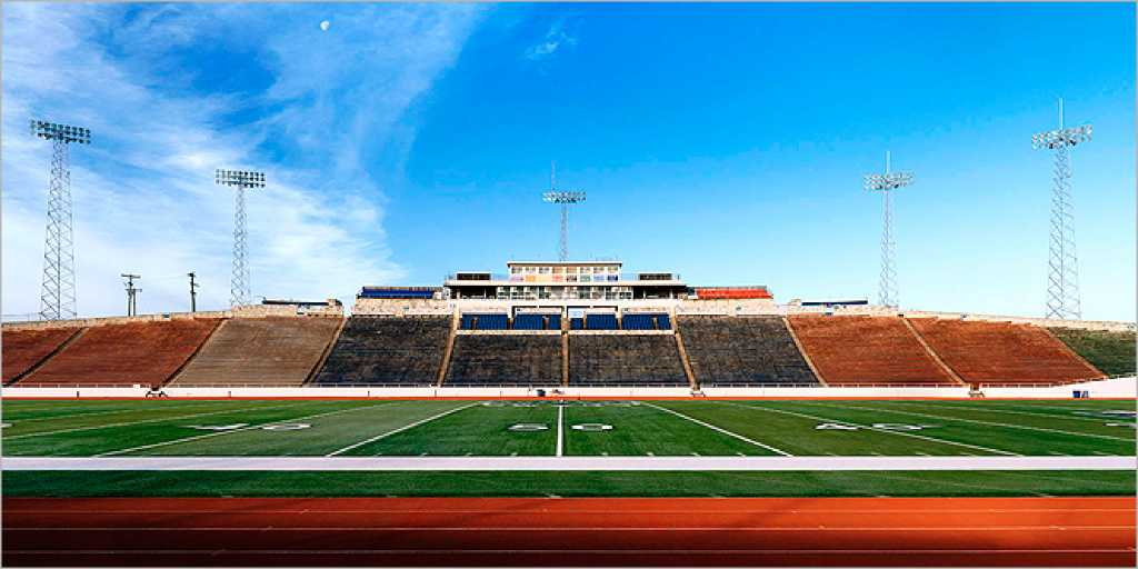 Coffee table book pays tribute to Texas high school