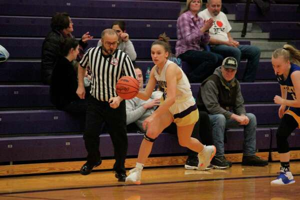 Reagan Thorr is the lone senior on Frankfort's roster this year. (Record Patriot file photo)