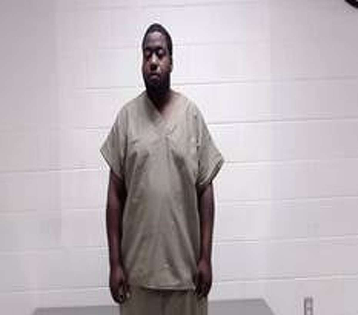 Londell Laviene, 28, was charged with interfering with public duties and resisting arrest.
