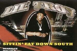 "Lil Troy's ""Sittin Fat Down South"" album."