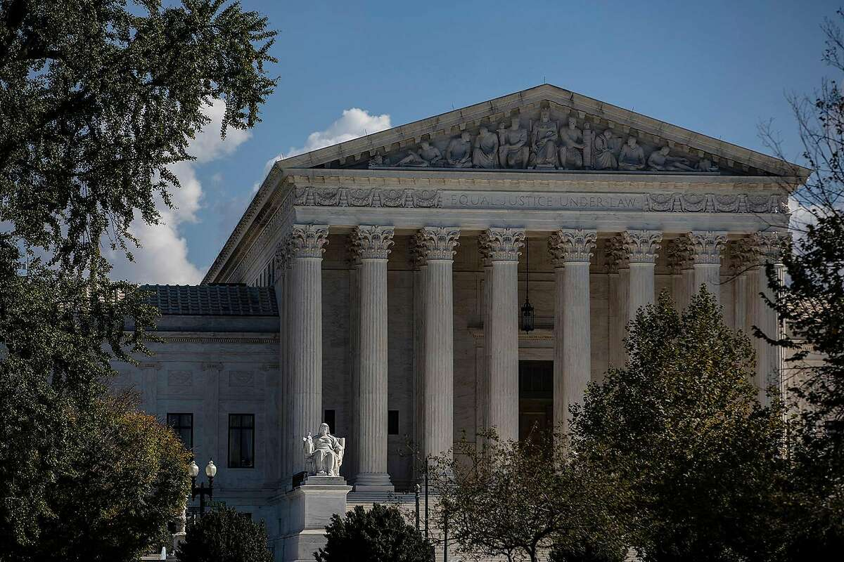The Supreme Court is weighing when a police officer can pursue a person into their home.