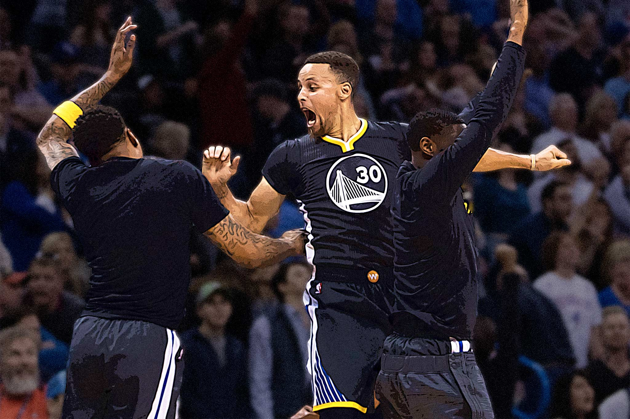 Why this game is still Steph Curry's best by a long shot (for now)