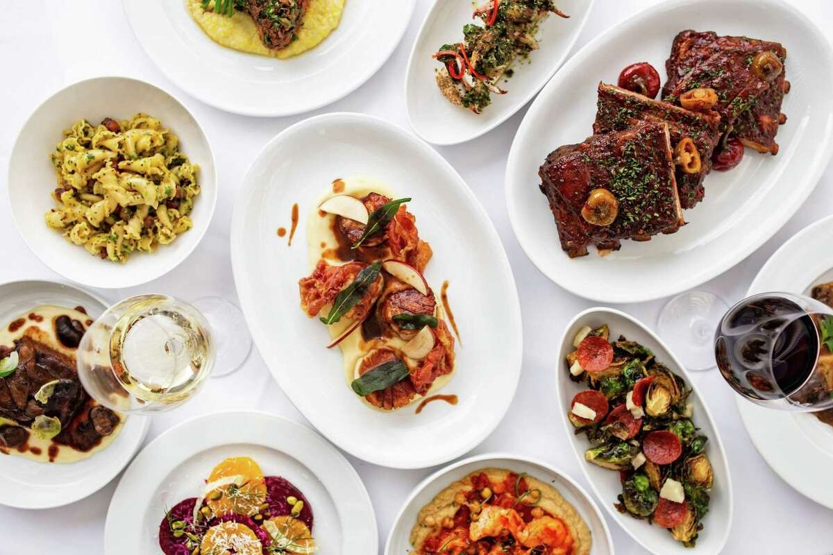 B.B. Italia Kitchen & Bar closed its location in the former Carmelo's Cucina Italiana, 14795 Memorial, and will relocate to a smaller space nearby. Assorted dishes from the B.B. Italia menu are shown.