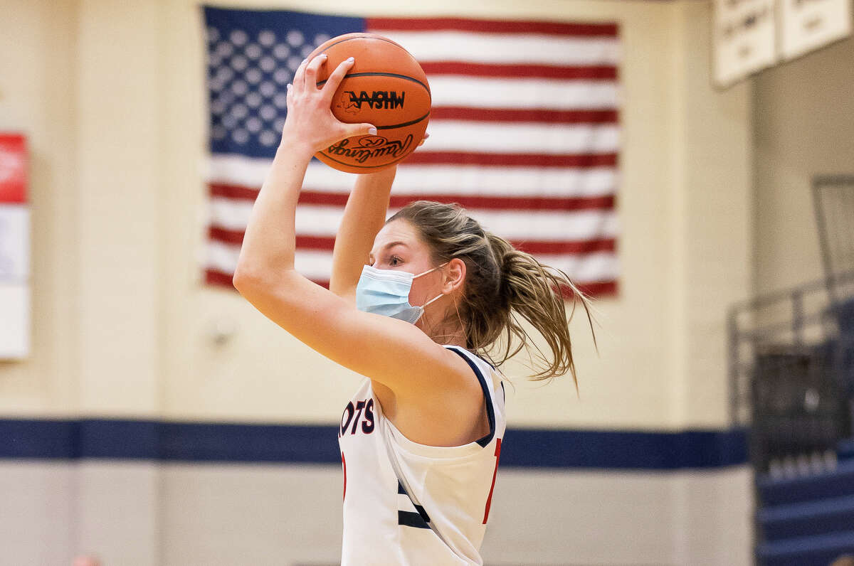 The Bad Axe girls basketball team picked up a big road win on Wednesday night at USA. The Hatchets won, 36-30.