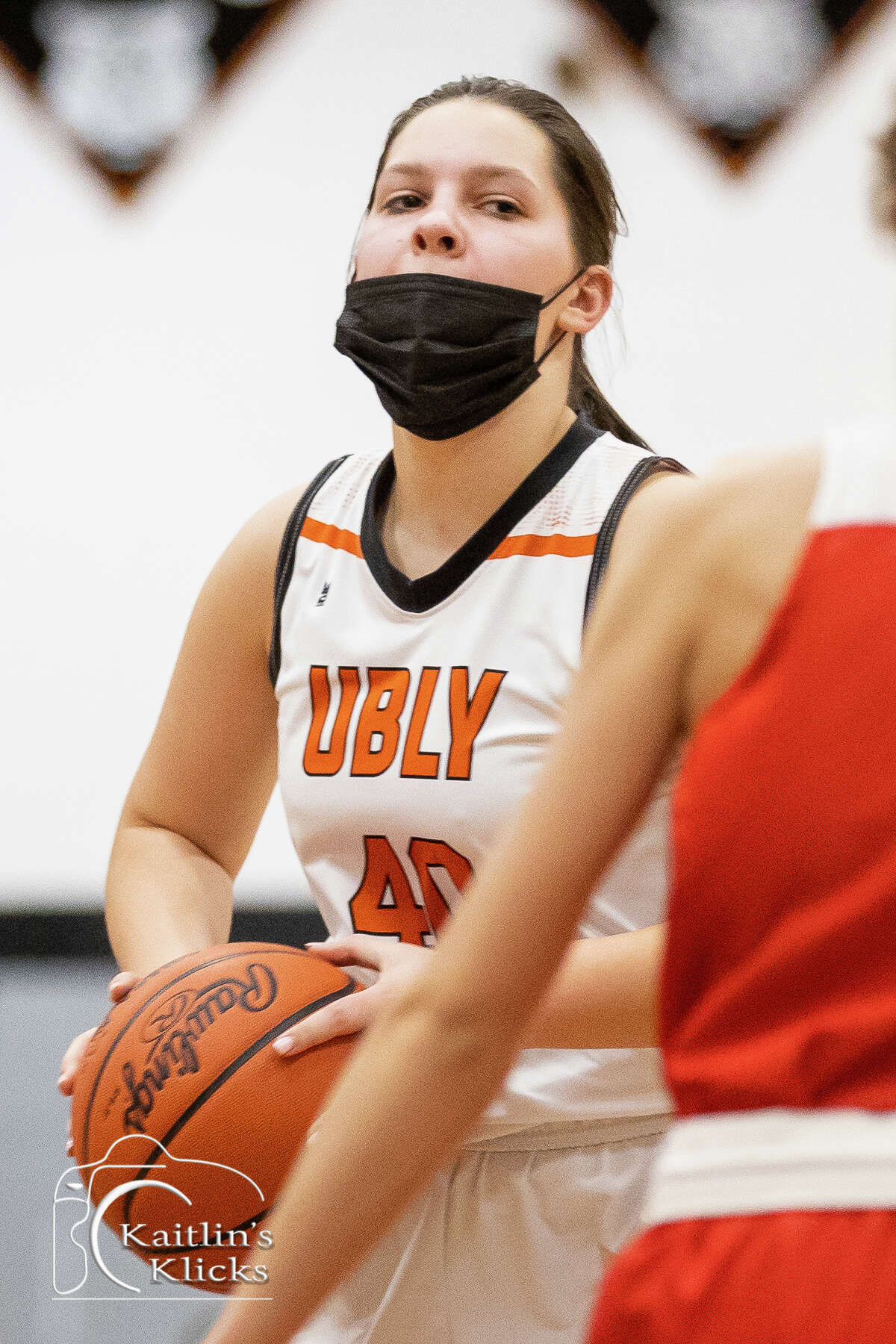 The Ubly girls basketball team beat visiting Marlette on Wednesday night, 42-21, for the Bearcats' fourth straight win.