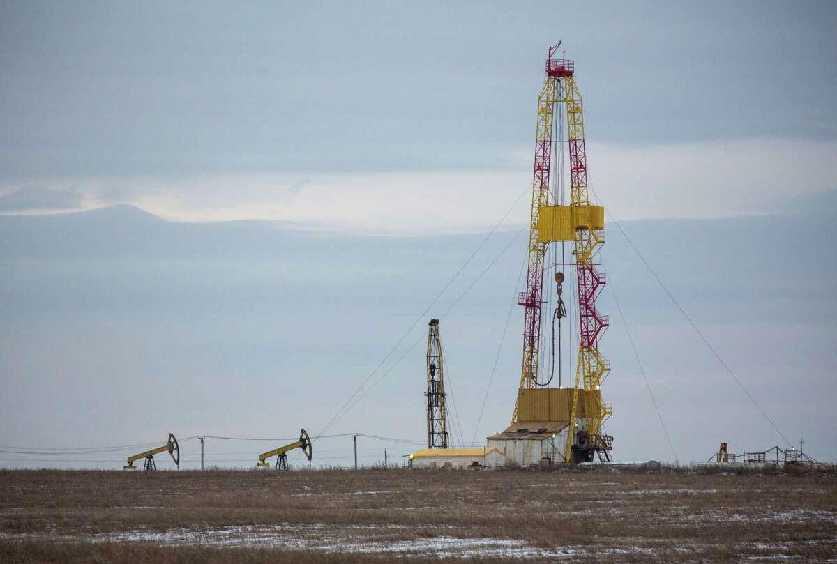 The U.S. rig count climbed by five this week.