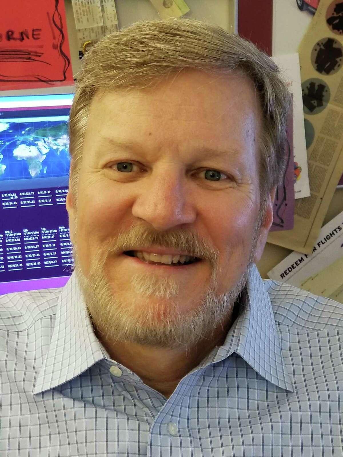 Mark Fernandez, Hewlett Packard Enterprise's principal investigator for Spaceborne Computer-2.