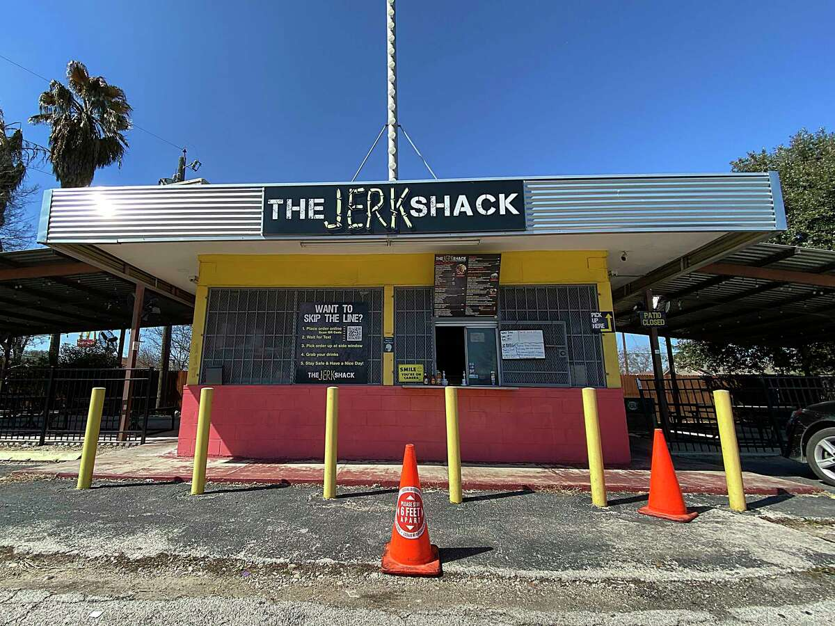 The Jerk Shack is renowned for its Jamaican food.