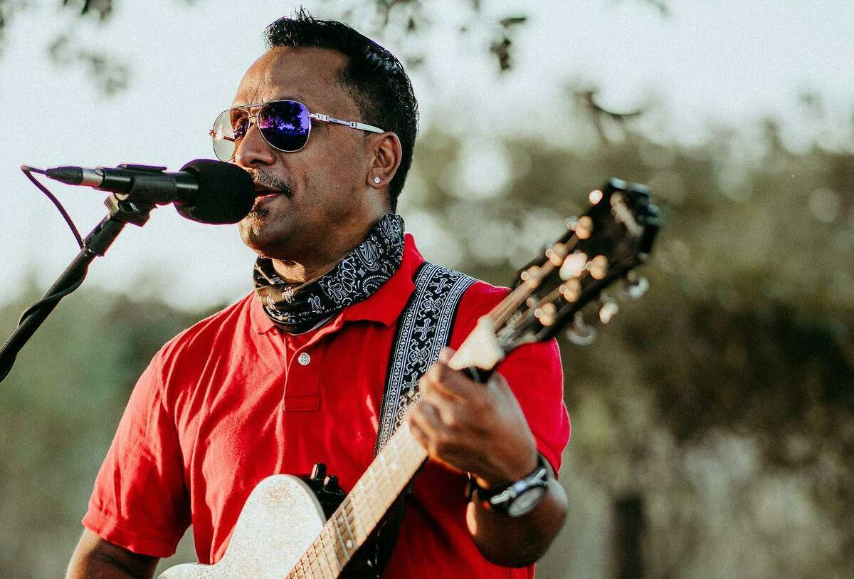 Rick Marcel will be playing at ErmaRose Winery's Black History Month Festival Feb. 27-28, 2021.