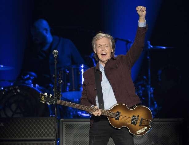 McCartney 3,2,1 (2021) Available on Hulu July 16    Photo: Jacques Boissinot, Associated Press