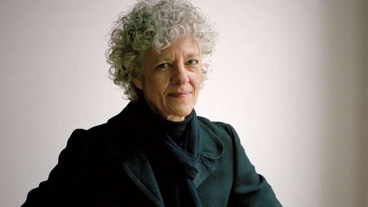 Ann Freedman, the former director of Knoedler Gallery, in the documentary