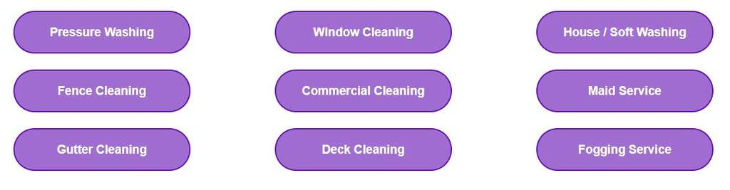 Services provided by My Clean Homes & More located in Houston, TX.
