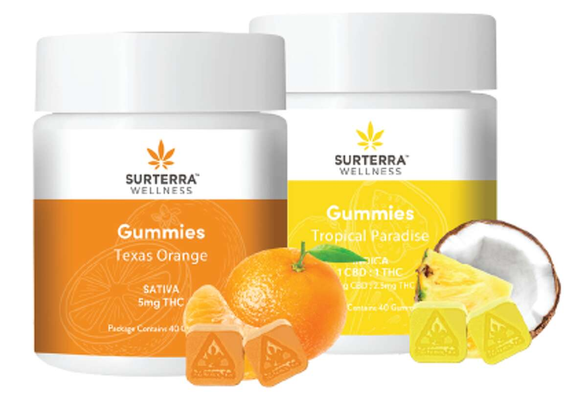 Surterra Texas-a Texas-based marijuana company- launched its line of cannabis-infused edibles in the Lone Star state at the end of January, in hopes of providing their patients with increased amounts of THC in a less intimidating form, said president of Surterra Texas Marcus Ruark.