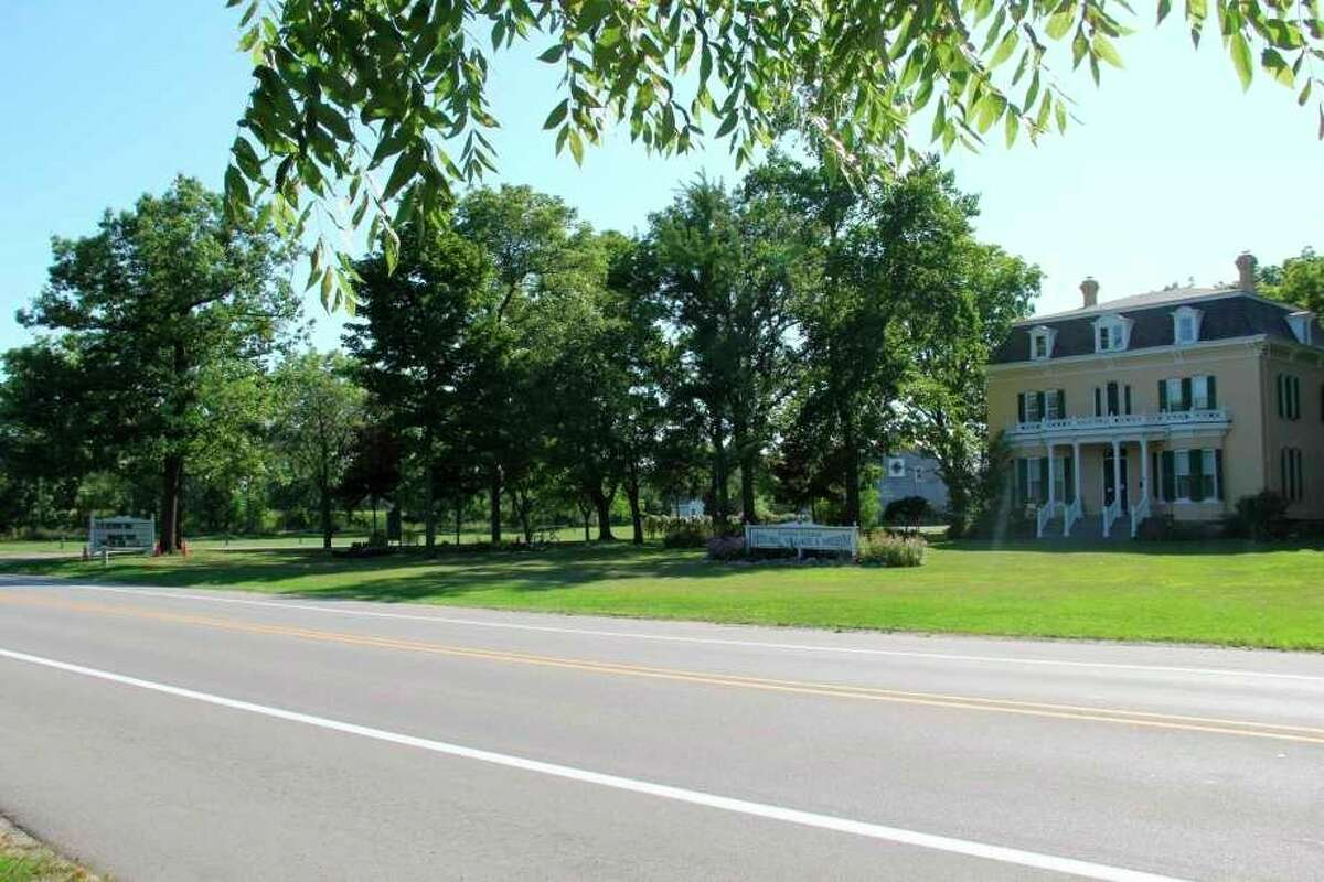 The Sanilac County Historical Village and Museum in Port Sanilac. (Tribune File Photo)