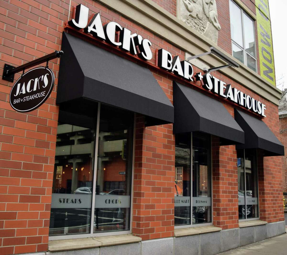 Jack's Bar & Steakhouse in New Haven