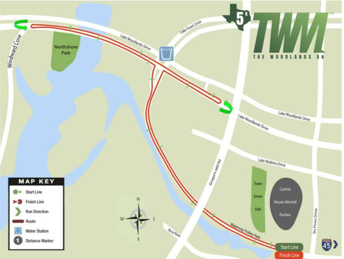 The Woodlands Marathon double-weekend of races kicks off Saturday, Feb. 27, with the 5K run and assorted smaller fun runs. The full marathon, the half-marathon and the 10K challenge race are scheduled for Saturday, March 6, and will entail road closures and other delays for drivers.