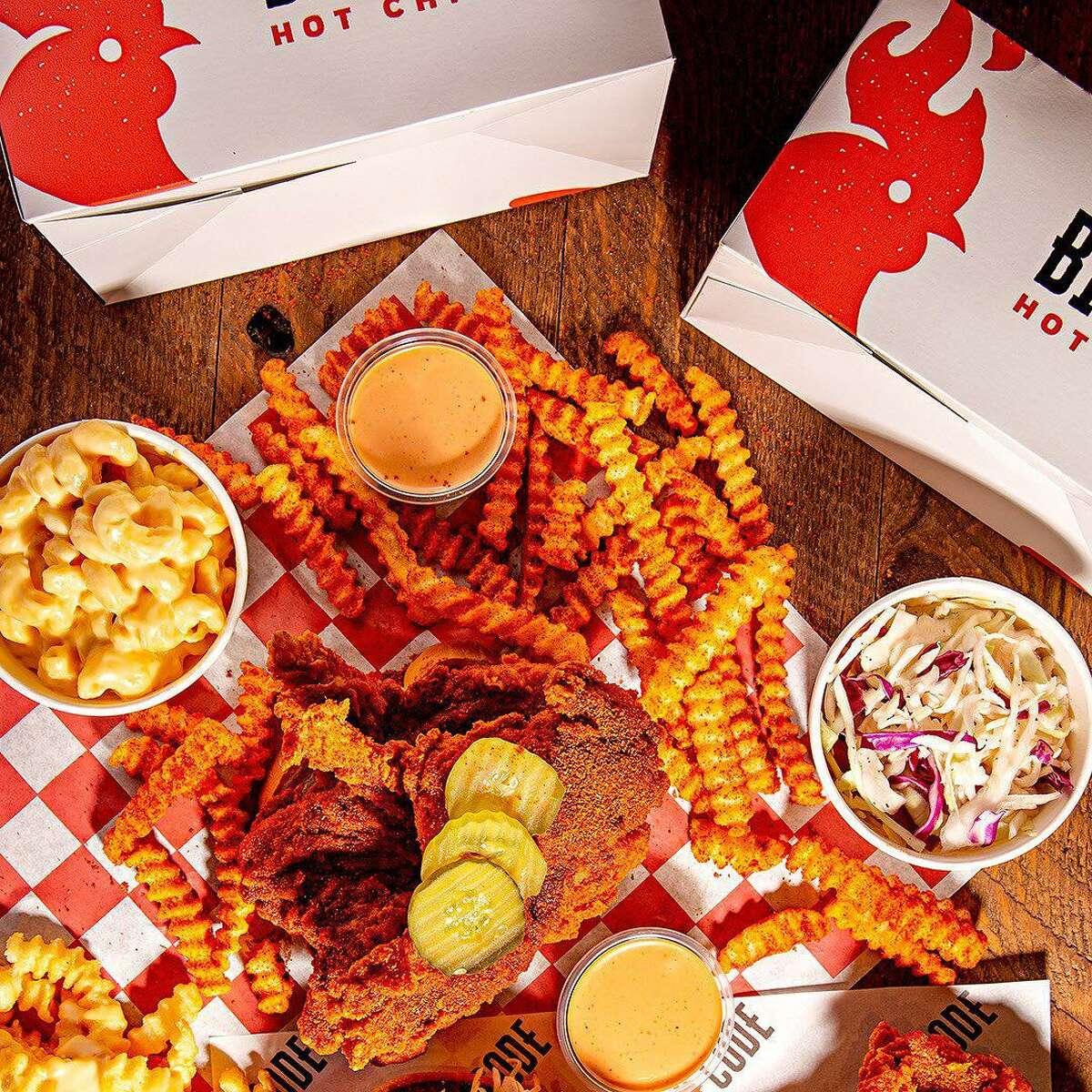 Birdcode Hot Chicken, Darien Cuisine: Nashville hot chicken Opening in 2021 Find out more.