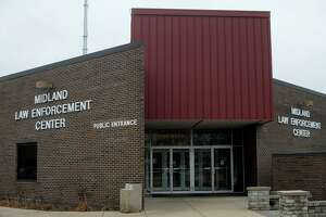 FILE -- The Midland Law Enforcement Center building located at 2727 Rodd St.