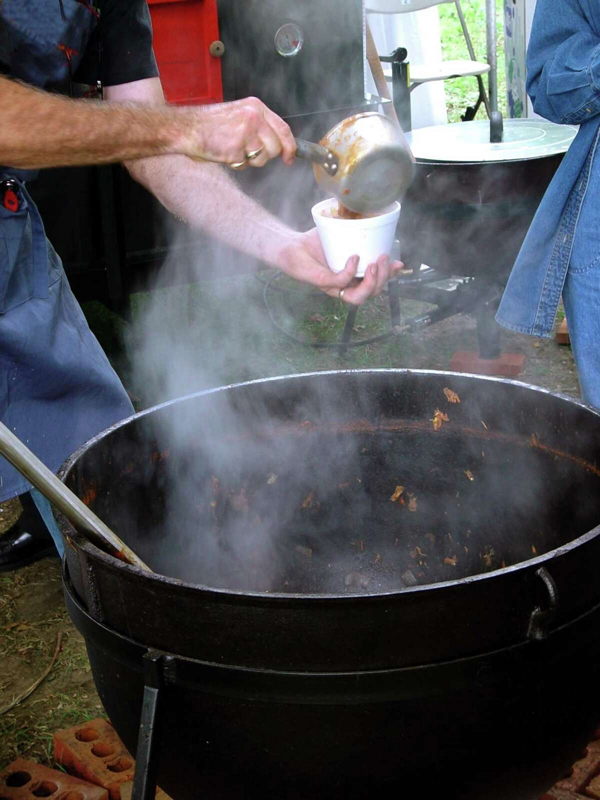 Burgoo is a pillar of the southern U.S. barbecue-stew canon.