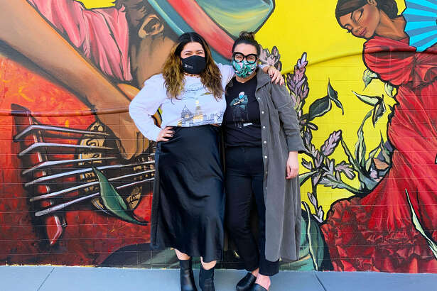 Izzel Guerrero and Mayra Jimenez created Nana's Pop Up Market, focusing on women-owned businesses and specifically those run by women of color and the LGBTQ community.