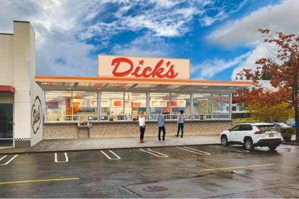 Dick's Drive-In in Bellevue.