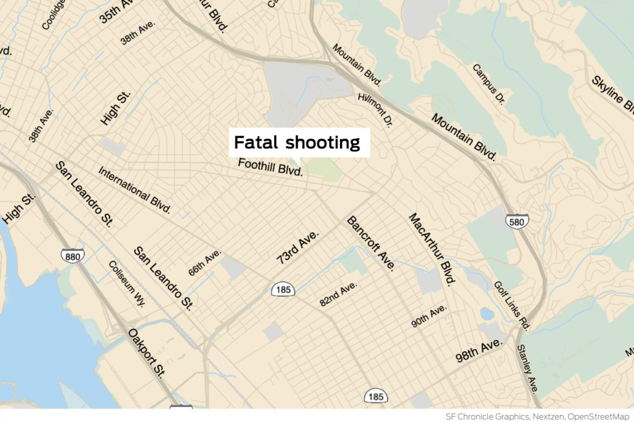 Person shot to death in Oakland park as dozens of children play nearby