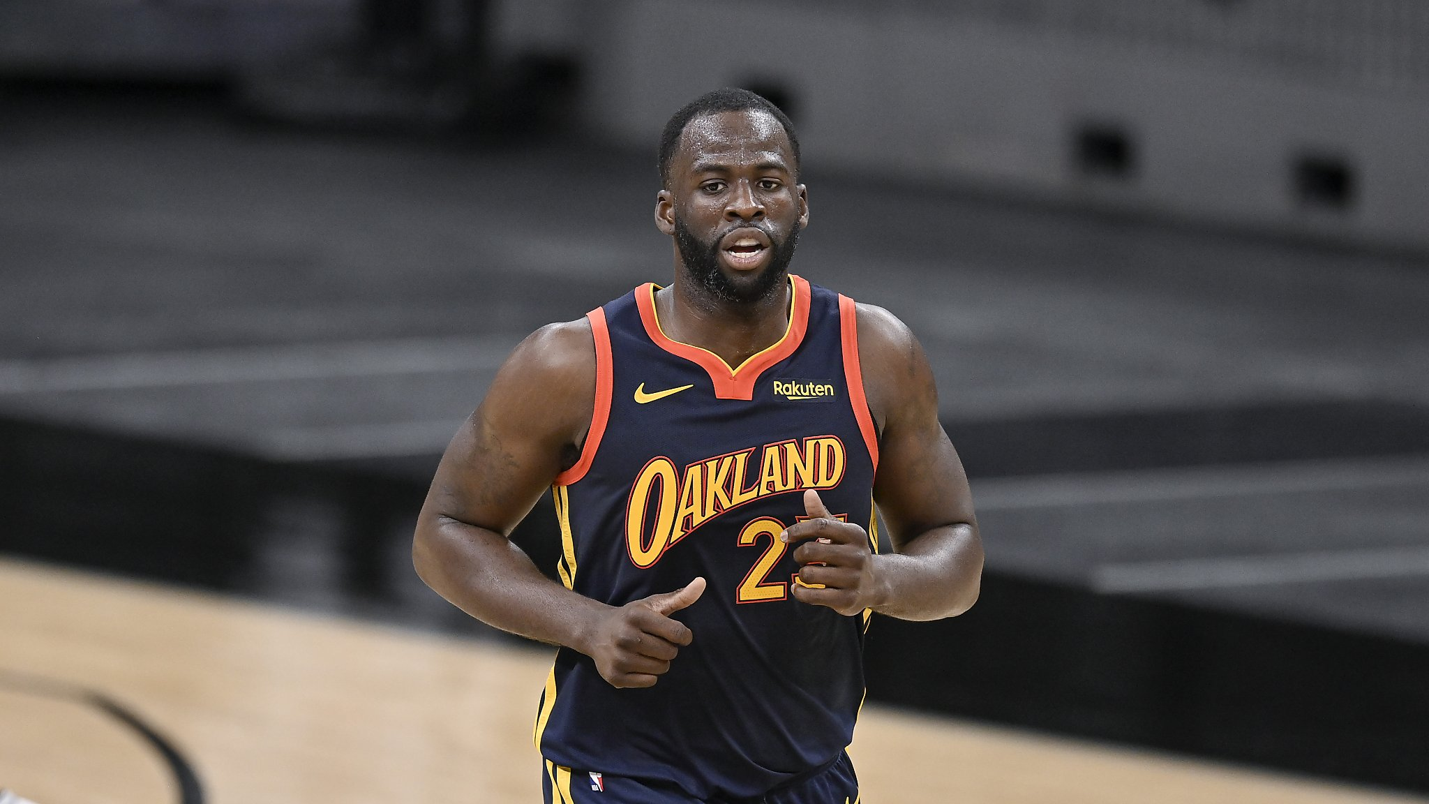 LeBron James co-signs Draymond Green's inane COVID comments about Warriors' Andrew Wiggins