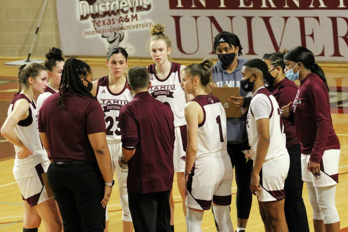 The Texas A&M International women's basketball team aims to end the regular season strong after winning its division last weekend.