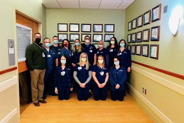 The Surgical Intensive Care Unit (SICU) of MidMichigan Medical Center - Midland recently received the silver-level Beacon Award for Excellence from the American Association of Critical-Care Nurses (AACN). (Photo Provided)